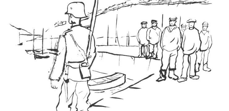 État d'esprit des Bretons en 1940