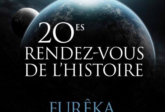 La Fondation de la France Libre aux Rendez-vous de l'histoire de Blois 2017
