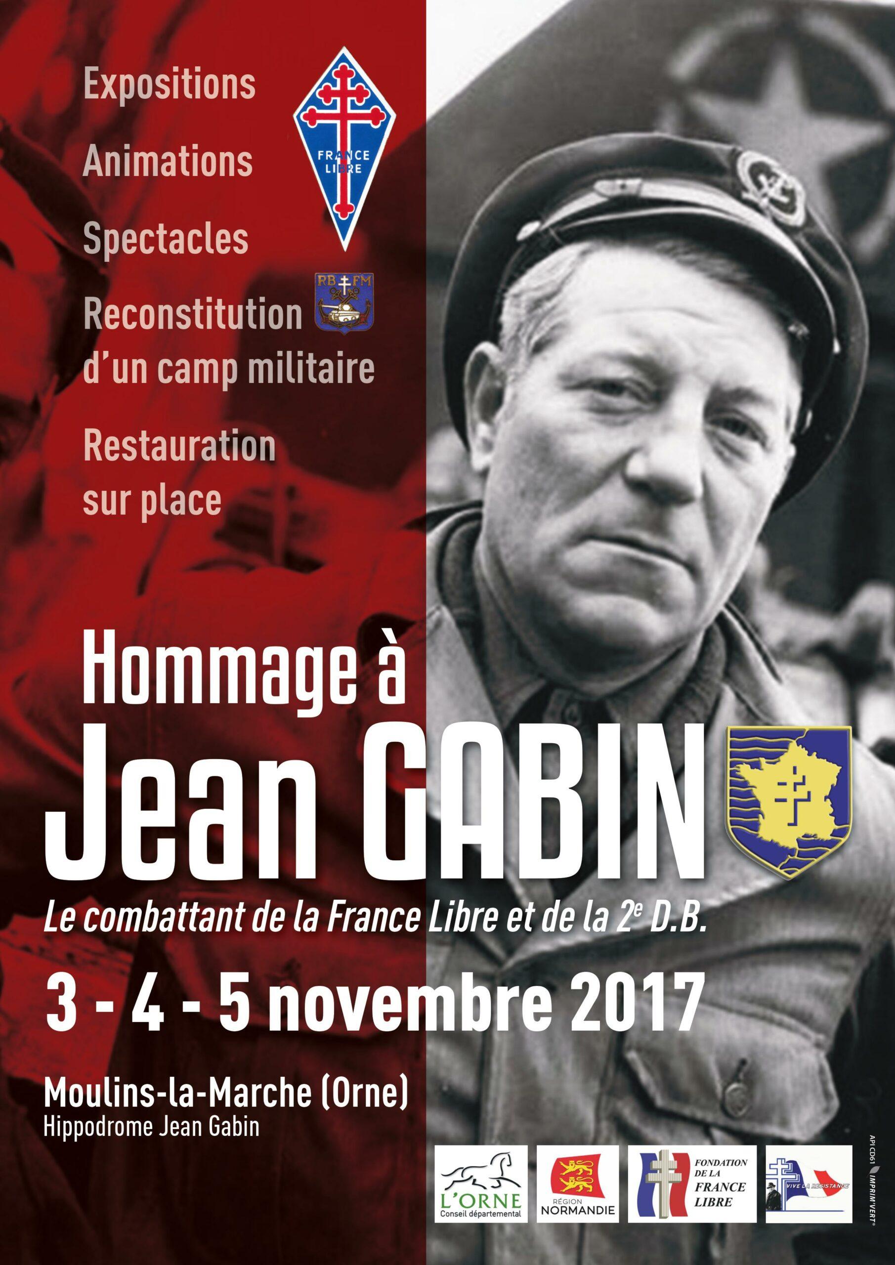 Hommage à Jean Gabin