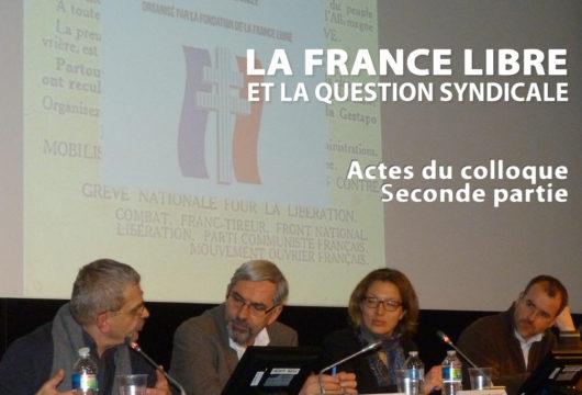 Fondation de la France Libre, n° 67, mars 2018