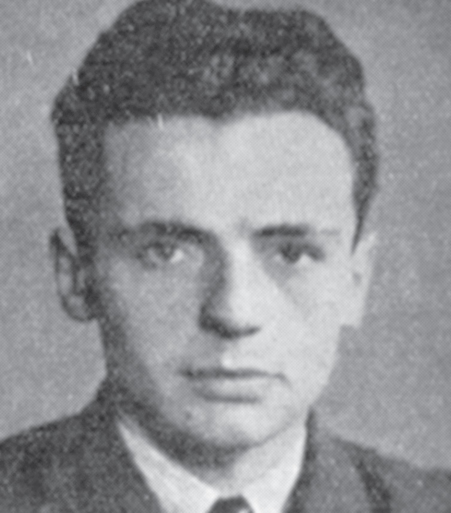 Lieutenant Alain Calloc'h de Kerillis