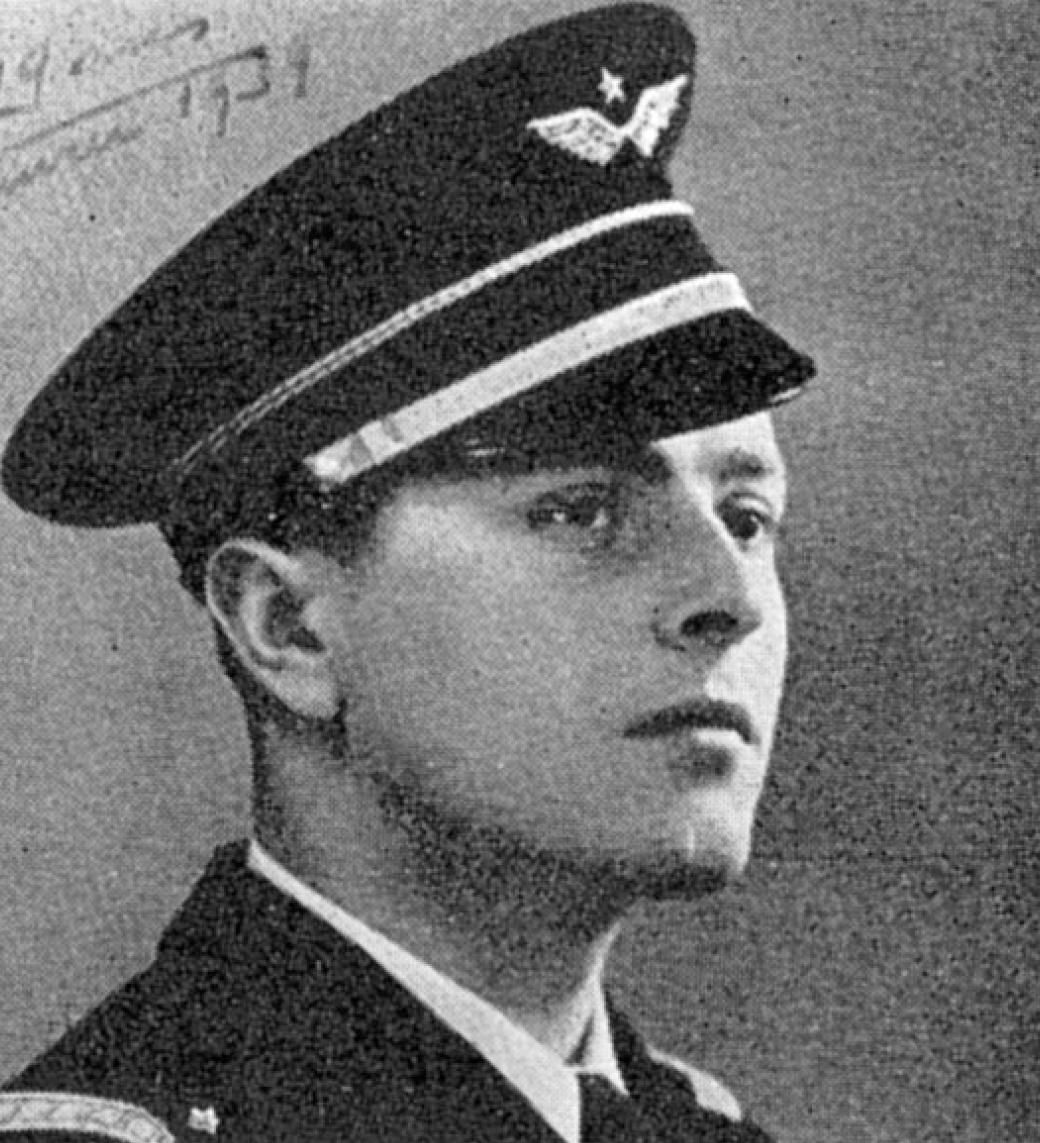 Lieutenant Henri Labit