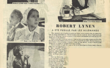 L'exécution de Robert Lynen