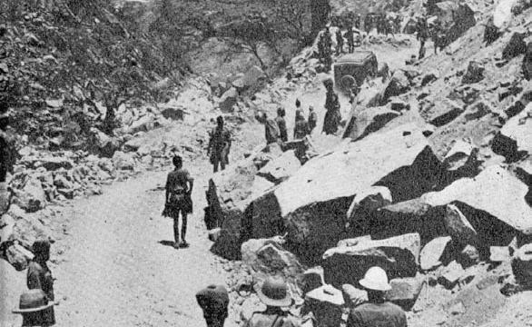 La Brigade française d'Orient dans la campagne d'Érythrée