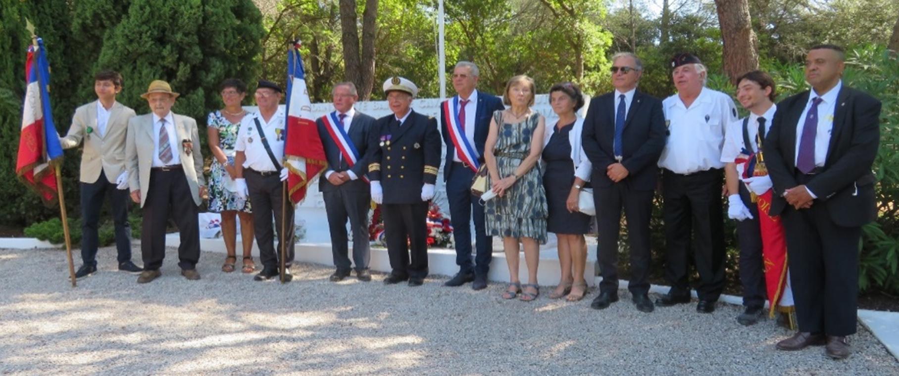 Soixante-seizième anniversaire du débarquement de Provence