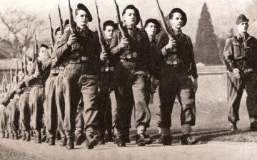 L'Ecole militaires des cadets de la France libre (Ribbesford Manor)