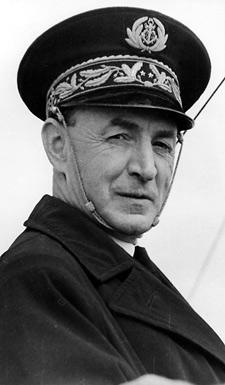 Georges Thierry d'Argenlieu (1889-1964)