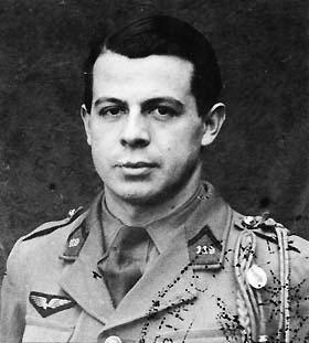 "Godefroy (""Fred"") Scamaroni [capitaine Sévéri] (1914-1943)"