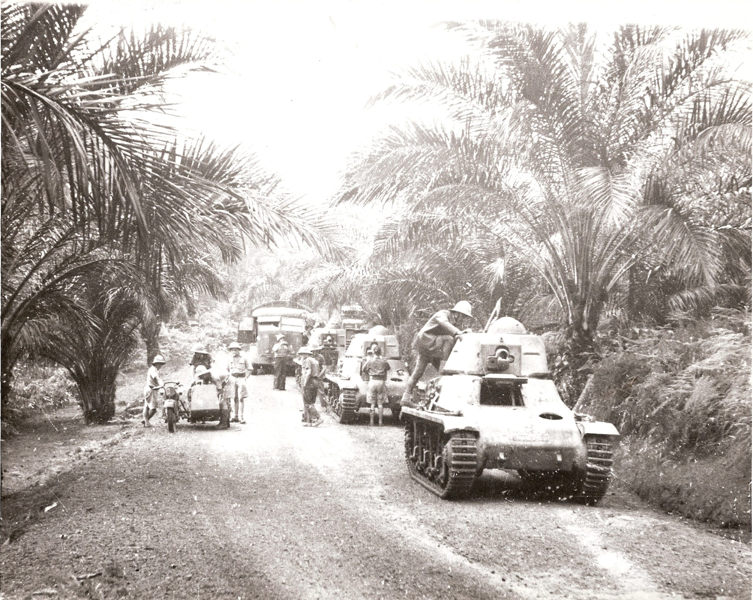 Le ralliement d'Oyem (Gabon)