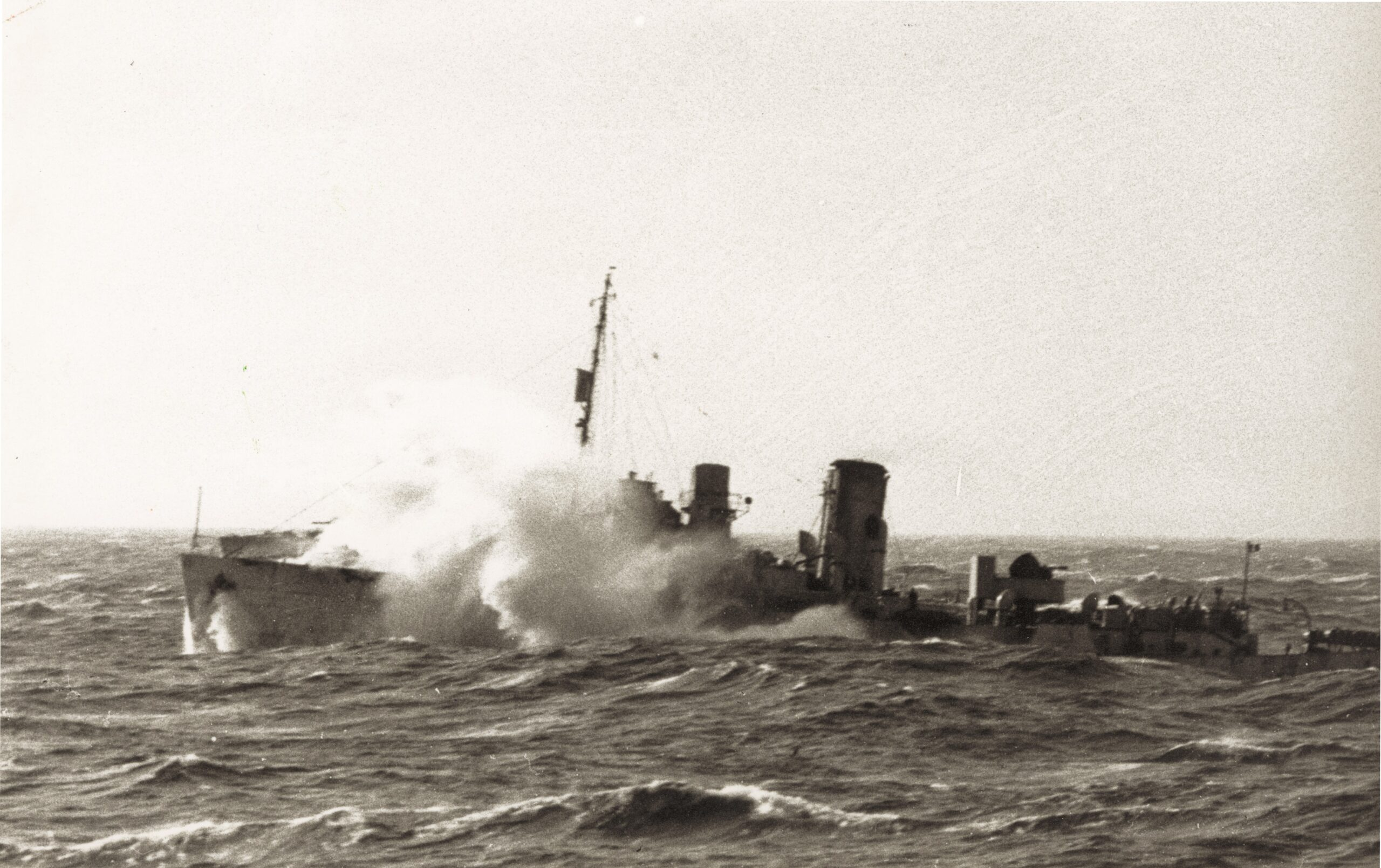 Les corvettes de la France Libre dans la bataille de l'Atlantique