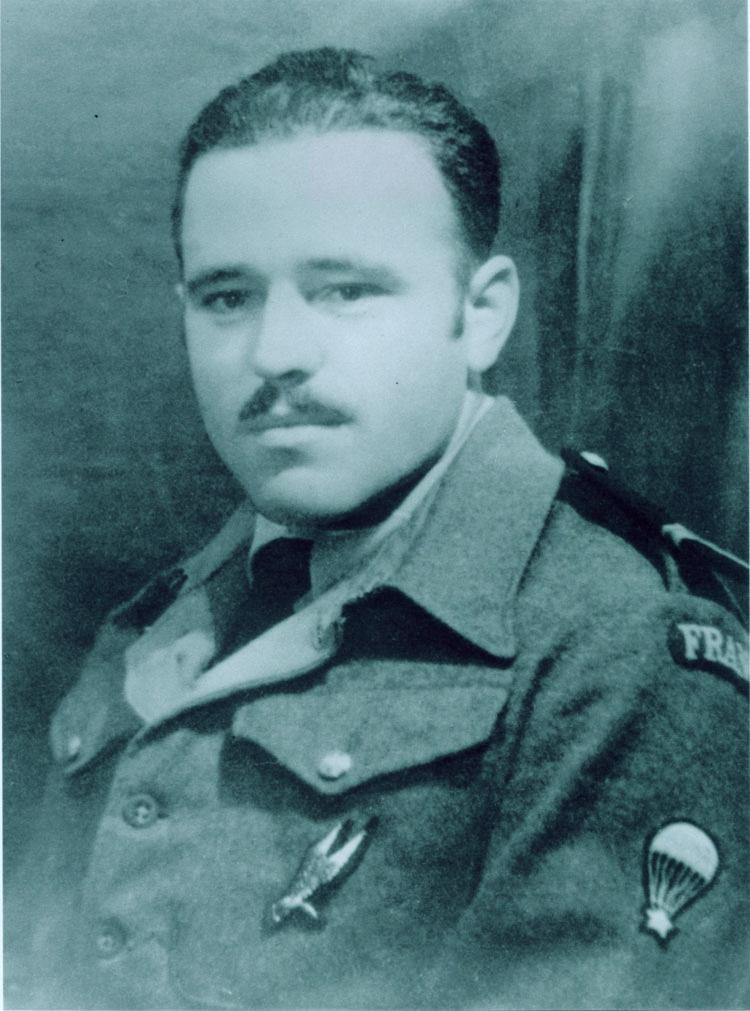 Les premiers engagés dans la bataille de France (1944)