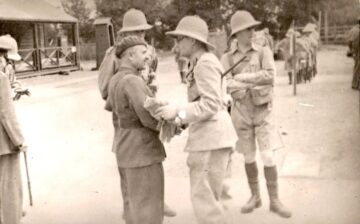 La 13e Demi-Brigade de Légion étrangère