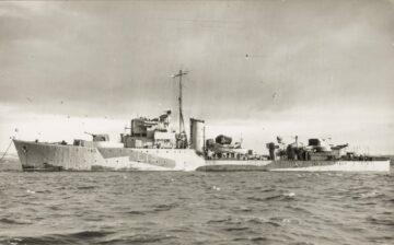 Le torpilleur La Combattante