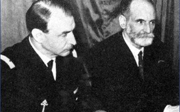 Les origines des FNFL, par l'amiral Thierry d'Argenlieu