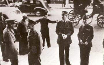 La rencontre de Gaulle – Catroux à Fort-Lamy en octobre 1940