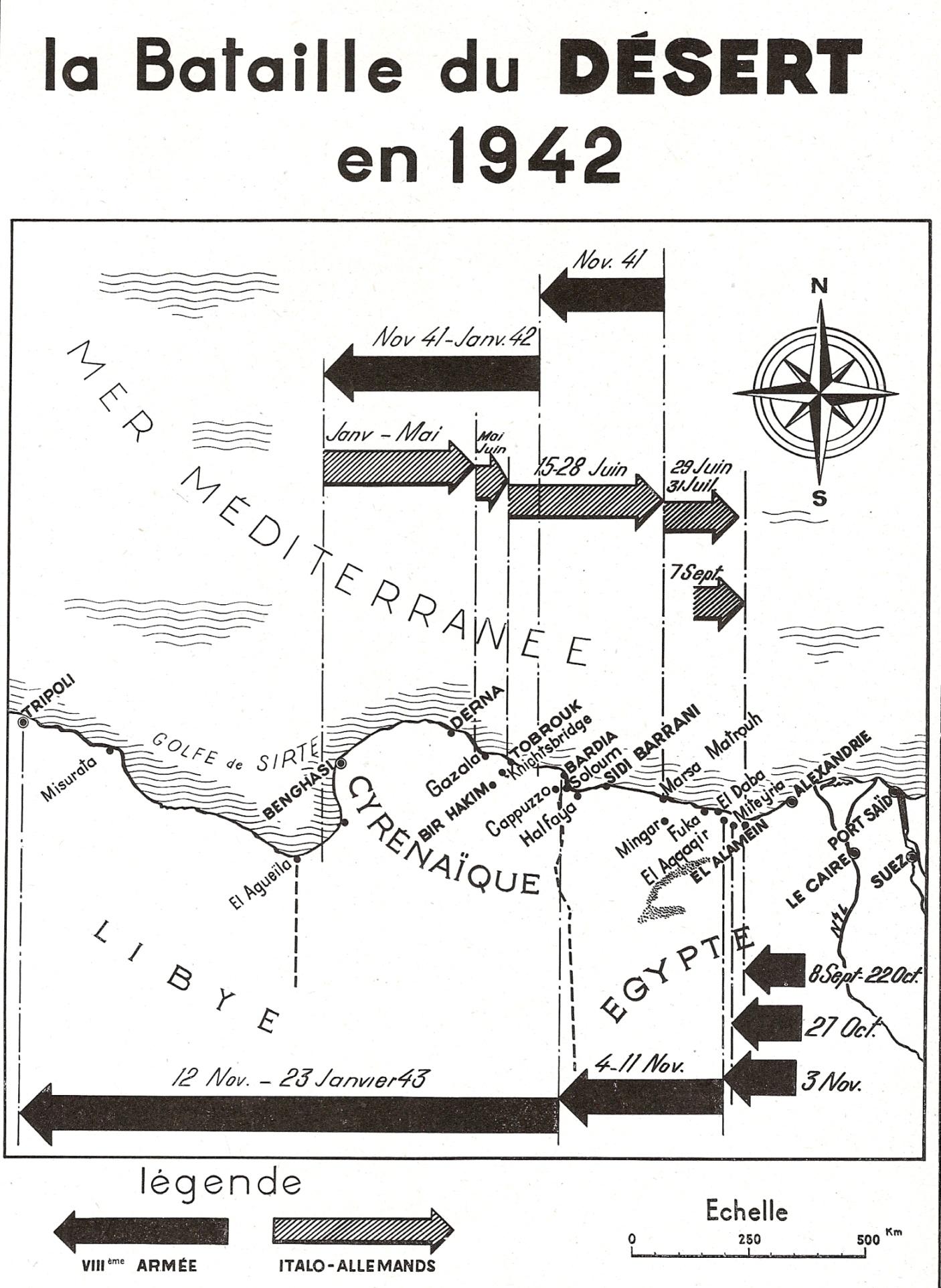 La guerre de Libye, par Gabriel Brunet de Sairigné