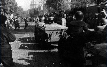 La 2e DB et la libération de Paris, par le général de Boissieu