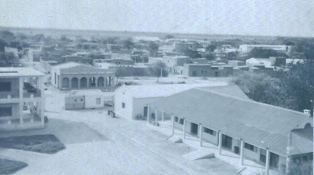 Quand Fort-Lamy était bombardé