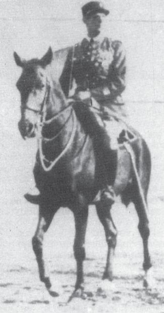 Jean Colonna d'Ornano, l'Africain