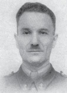 Le lieutenant-colonel Genin