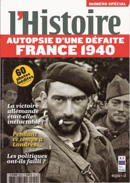L'Histoire, n° 352, avril 2010 (périodique)