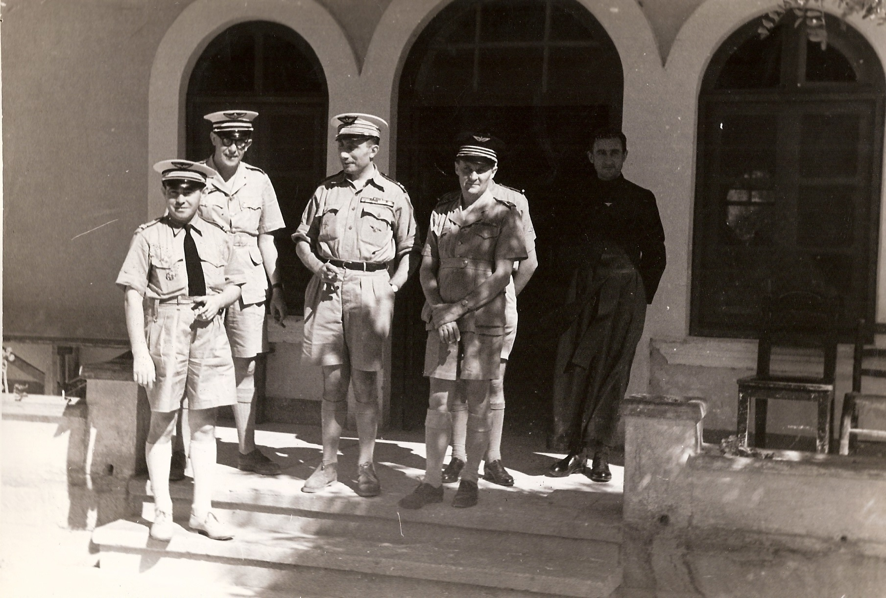 FAFL : la campagne de Libye (1941-1942)