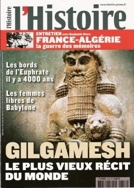 L'Histoire, n° 356, septembre 2010 (périodique)