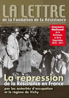 La brochure du Concours national de la Résistance et de la Déportation 2011
