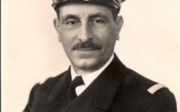Hommage à l'amiral Émile Henry Muselier
