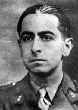 Pierre Brossolette [Pedro, Brumaire] (1903-1944)