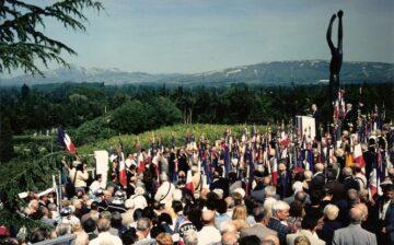 Le mémorial Jean Moulin de Salon-de-Provence