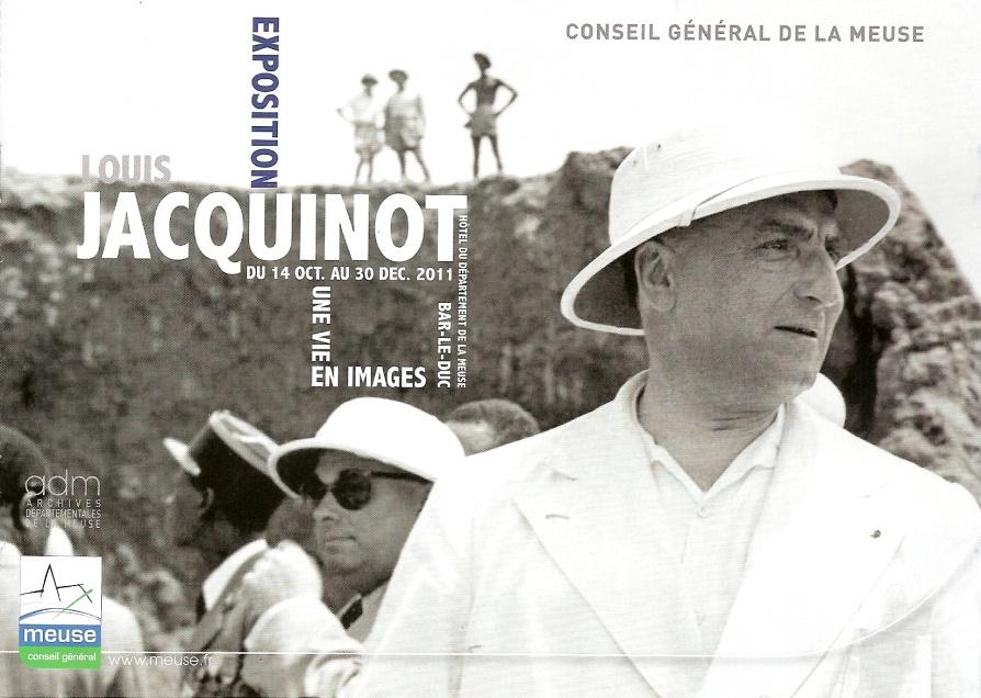 Louis Jacquinot : une vie en images (exposition)