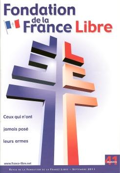 Fondation de la France Libre, n° 41, septembre 2011 (périodique)