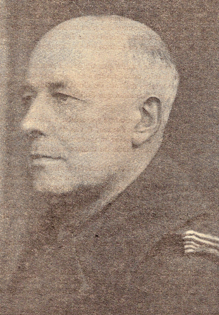 Le colonel Bourgeois
