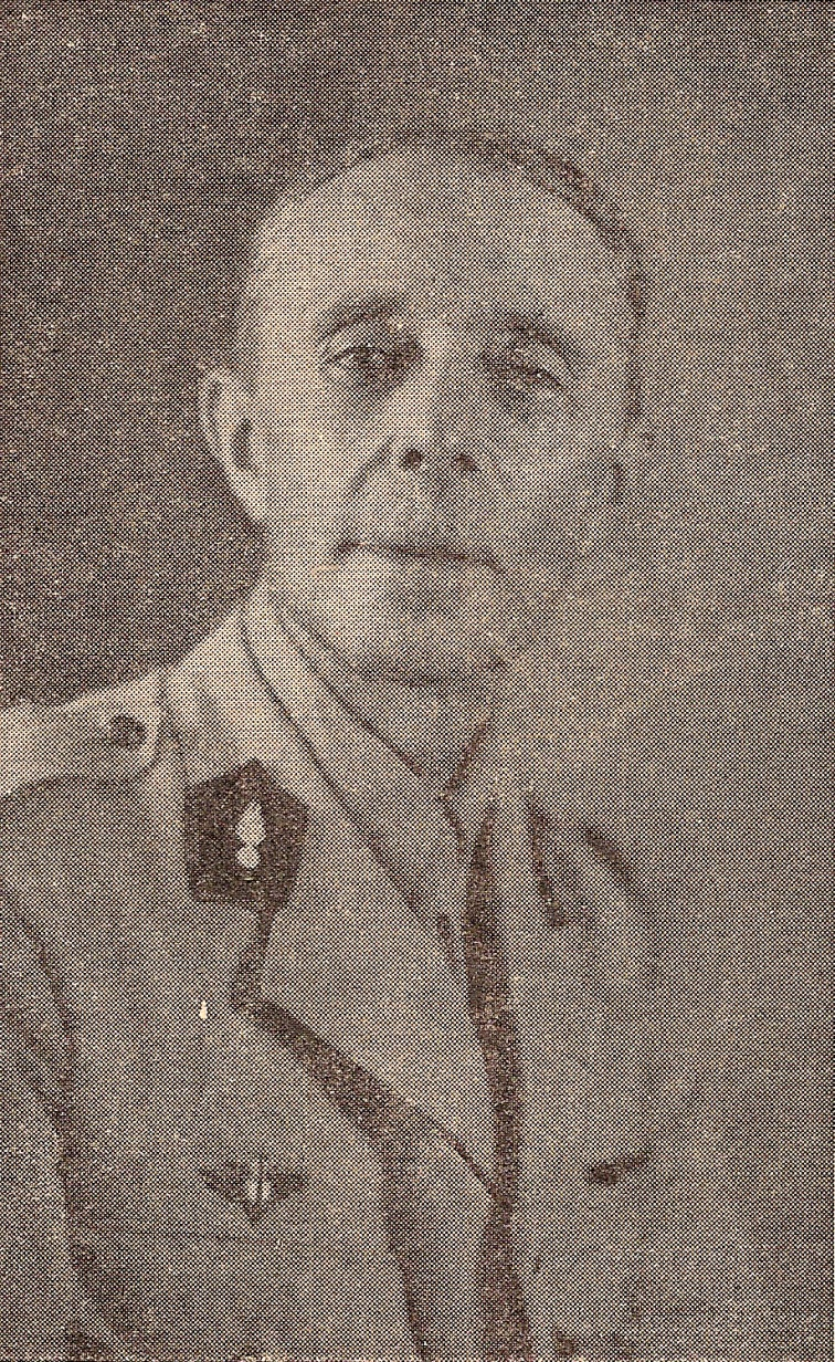 Le colonel Mallet