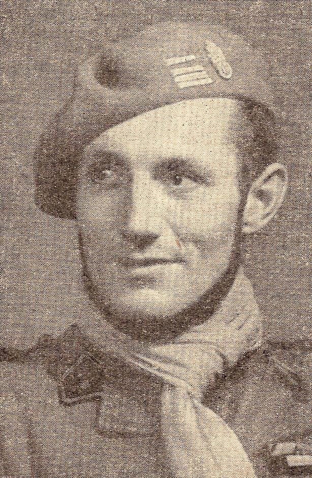 Hommage au lieutenant-colonel de Sairigné, par le général de Larminat