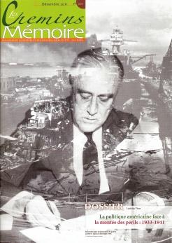 Les Chemins de la Mémoire, n° 221, décembre 2011 (périodique)