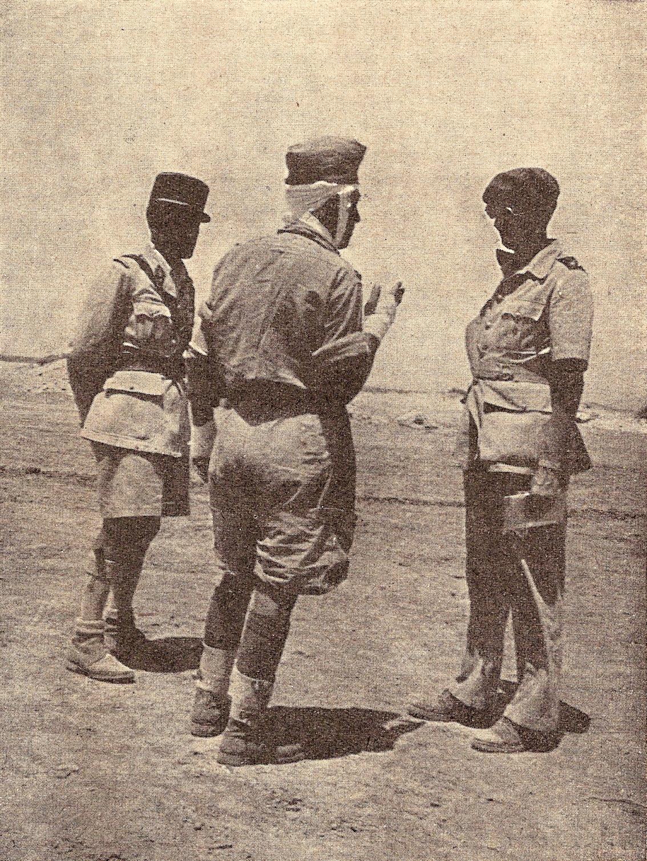 Bir-Hakeim vu par Rommel