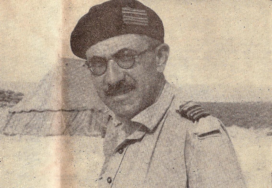 Le médecin-colonel Henri Fruchaud