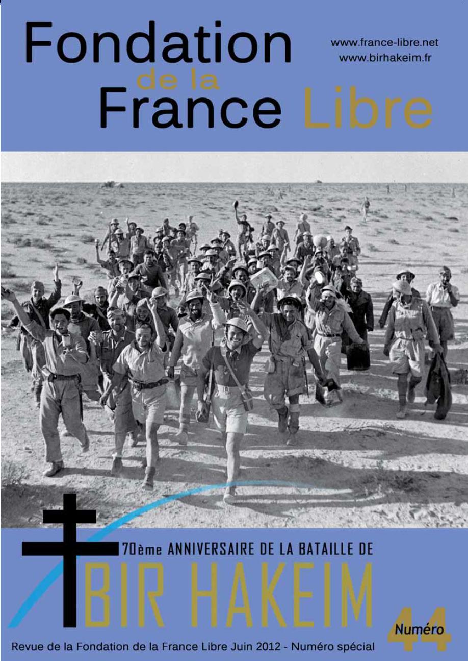 Fondation de la France Libre, n° 44, juin 2012 (périodique)