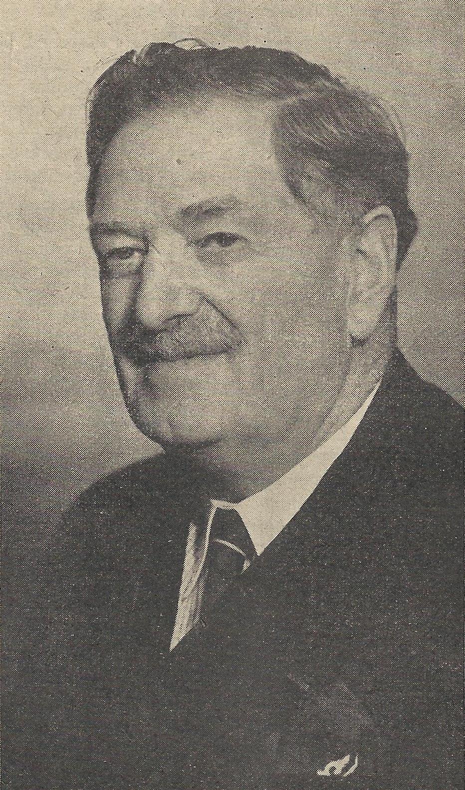 Un de nos bons amis… Fred Parkes