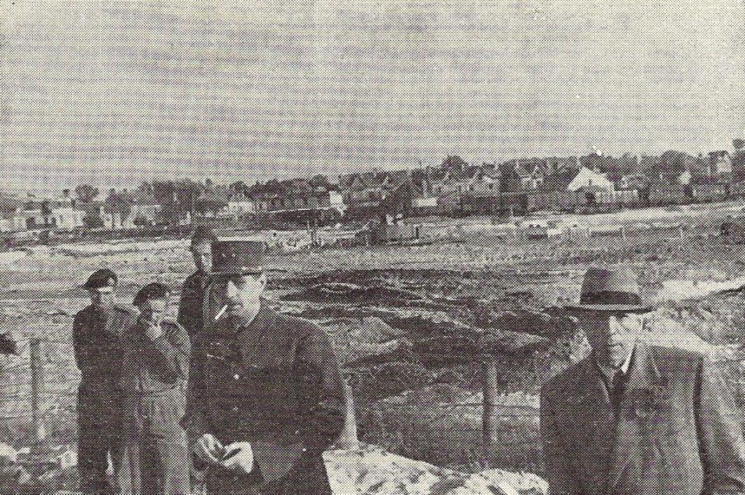 Le général de Gaulle arrive en France