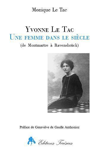 Yvonne Le Tac, la vie simple et héroïque d'une Montmartoise (conférence)