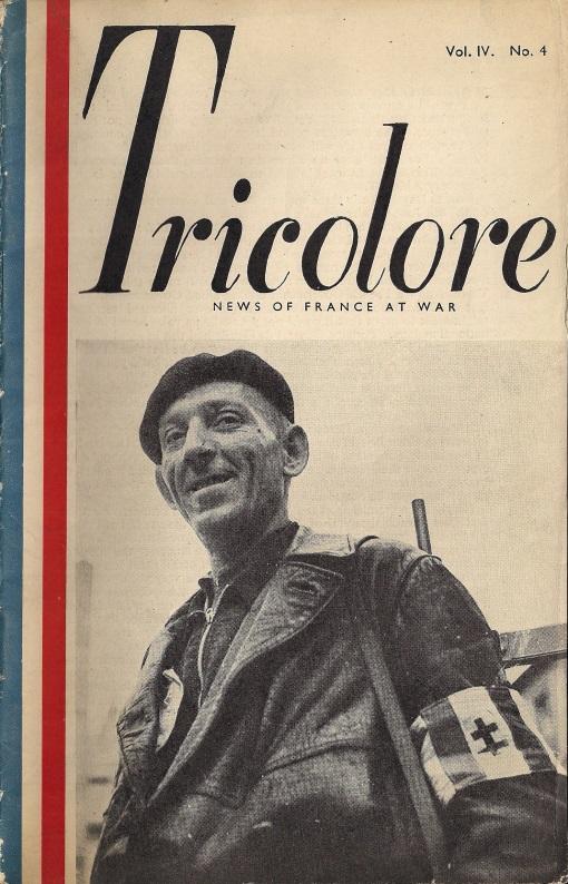 La libération vue par « Tricolore »