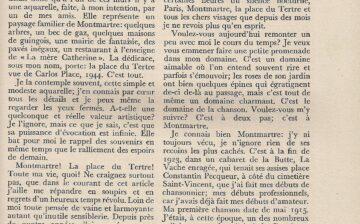 Témoignage de Pierre Dac