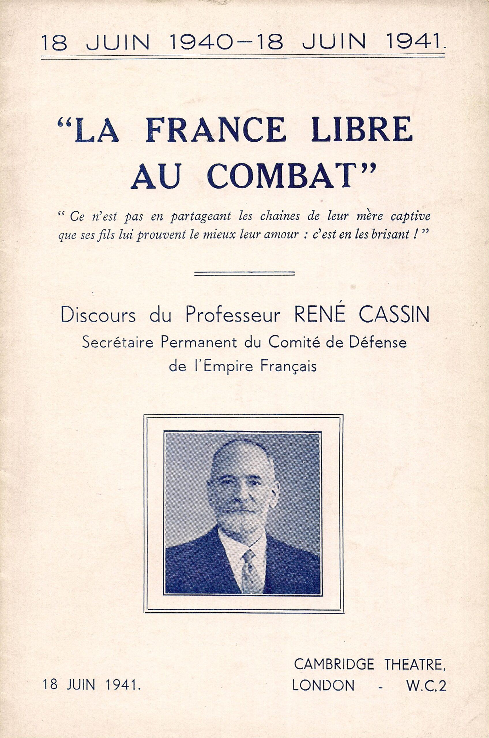 La France Libre au combat