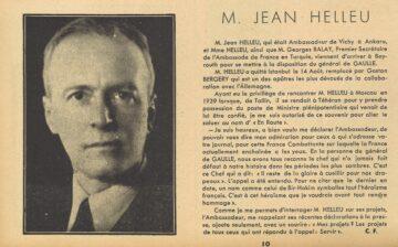 Le ralliement de Jean Helleu