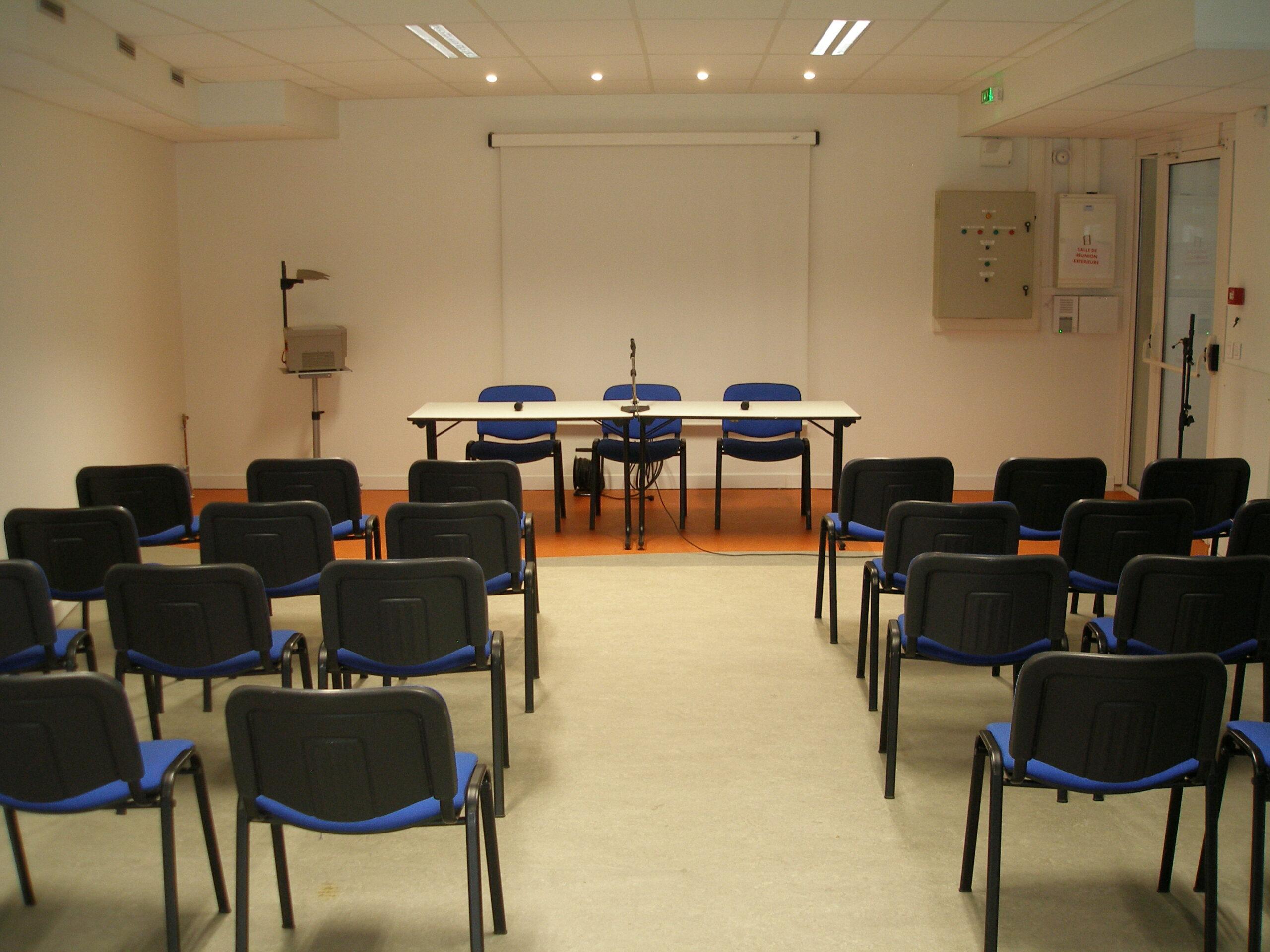 Les salles de réunion