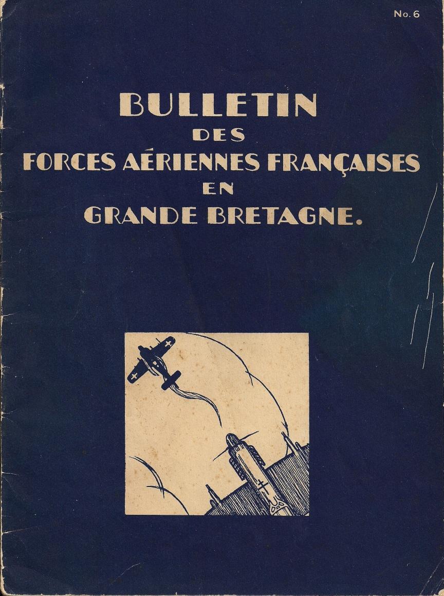 Bulletin des Forces aériennes françaises en Grande-Bretagne