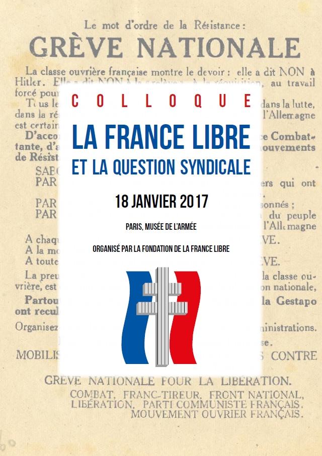 La France Libre et la question syndicale
